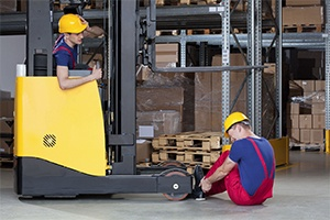 Forklift and Ladder Accidents