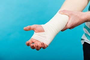 Hand and Wrist Injuries - Pain and Injury